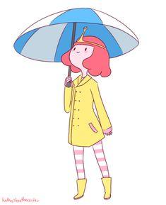 """I never really get to act like a kid""-Princess Bubblegum"