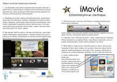 iMovie-editointiohjelman starttiopas - Tietotaitotalkoiden tuottama Issue julkaisu
