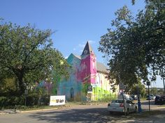 Painted Church, SWDC