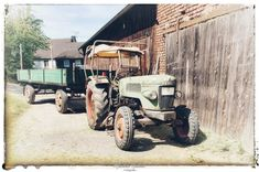 #Fendt #Farmer 2 - #tractor from the #1960s. Fendt Farmer, Antique Cars, 1960s, Monster Trucks, Antiques, Photography, Pendant Lighting, Tractors, Power Cars
