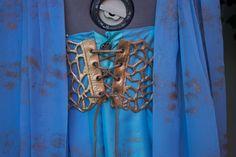 Daenerys Targaryen Belt and Shoulder Costume Pieces