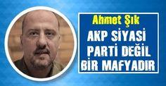 Ahmet Şık : Darbe kalkışmasının faili aranıyorsa Recep Tayyip Erdoğan'dan başlamak lazım