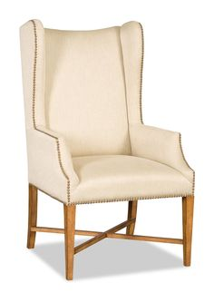 Baxton Studio Laine Arm Chair 300 350046Living Room SeatingDining