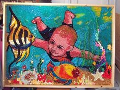 * created by Patty Lane ~ from candy (mostly jellybellies)  for a display for special needs children *       Outstanding!