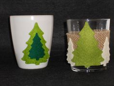 """Christmas will soon be here! Here are my new handmade candles """"gingerbread""""."""