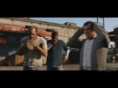 Hot GTA 5 Trailer