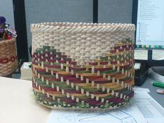 Autumn Mountains basket!