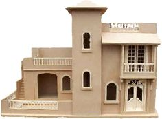 The Dolls House Builder, Unique amazing Dolls Houses & specialist supplies. We manufacture and supply a range of quality, UK hand built, dolls houses, and dolls house kits in scale. Kids Doll House, Doll House Crafts, Doll Houses, Miniature Houses, Mini Houses, Italian Home, Glitter Houses, New Property, Mediterranean Homes