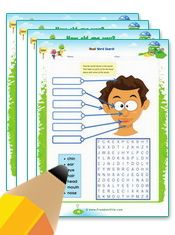 Freddie'sville Printable ESL worksheets. A little more advanced for true beginners/young kids