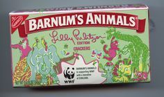 Lily Pulitzer Animal Crackers!
