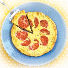 A hearty frittata is one of our favorite dishes for entertaining, since you can serve it warm or at room temperature. A large, nonstick, ovenproof skillet is a must for this recipe.