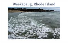 Gallery Delany: Rhode Island Collection Fish, surf, swim….on the beach at Weekapaug, Rhode Island. Spruce up your walls, home, apartment, condo or getaway, excellent gift on special occasion: - To see