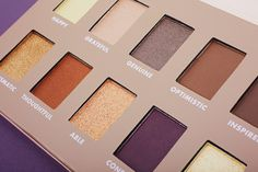 Be... By BubzBeauty - 12 Color Eyeshadow Palette