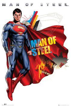 Man Of Steel con Henry Cavill, Michael Shannon y Antje Traue