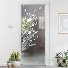 Etched Glass Door, Glass Decor, Sandblasted Glass, Glass Design, Door Stickers, Sliding Shutters, Glass Decals, Door Glass Design, Window Glass Design