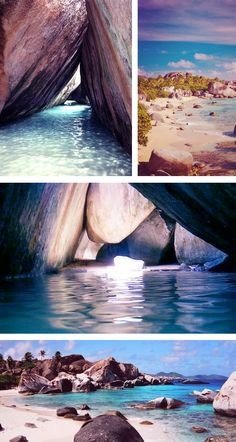 Definitely one of the most amazing places I've ever been. The Baths, Virgin Gorda - BVI