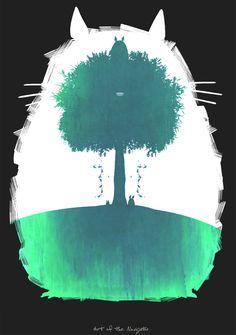 My Neighbour Totoro, studio ghibli, Japan