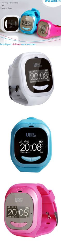 Digital Watches Watches Official Website Child Cute Smartwatch Safe-keeper Sos Call Anti-lost Monitor Real Time Tracker For Children Base Station Location App Control Ture 100% Guarantee