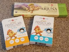Ginger People - Rescue and Arjuna Review