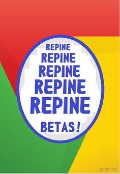 REpinE Betas!