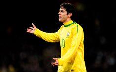 @Kaka for @Brazil #Fan360 Ricardo Kaka, All Star, Rain Jacket, Windbreaker, Soccer, Awesome, Brazil, Jackets, Free