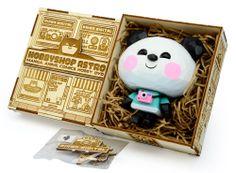 Panda Otaku 'Jerry', Toycon UK Painted Edition