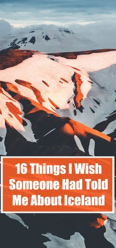 Iceland Tips and Tricks: 16 Things I Wish I Had Known About Iceland Travel Goals, Travel Advice, Travel Tips, Travel Hacks, Travel Quotes, Oh The Places You'll Go, Places To Visit, Baltic Cruise, Travel Tickets
