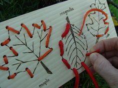 Как сделать лист - осенние поделки | Море идей