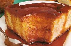 Aprenda a fazer uma deliciosa sobremesa de pudim de pão. A receita é rápida e fácil de fazer.