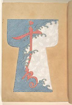Book of Painted Kosode Designs, Volume 1