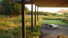 edwina von gal / meadow restoration to her own residence, hamptons (architecture: hamilton smith)