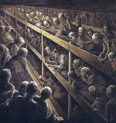 """Artist's depiction of Ravensbruck concentration camp and female Jehovah's Witness prisoners . Those in the grave Jesus said are """"sleeping"""" unaware of time passing. They will wake up to his voice, and find themselves in Paradise.(My heart aches) Florence, Corrie Ten Boom, Pioneer Gifts, Lest We Forget, Hiding Places, James Brown, Jehovah's Witnesses, World War Ii, Past"""