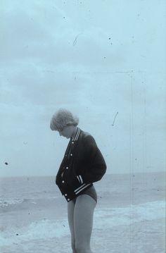 nowness:  Chloë Sevigny through the hazy lens of Mark Borthwick on Coney Island #90s #throwback #chloesevigny
