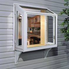 Pella Box Bay Windows The Classic Garden Window Will