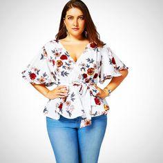 Ladies Floral Belted Chiffon Ladies Tops$24.99  #nycfashionblogger #plussize #nyc #girlpower #dresses #instafashion #fashionbloggers #nycfashion #californiagirl #plussizedress #onlineboutique #newyorkgirl #girly #plussizefashion #losangeles #ootd #manhattan #aleyacollections #girls #dress #onlineshopping #instagood #miamifashionblogger #plussizedresses #fashion #fashionblogger #girlsjustwannahavefun