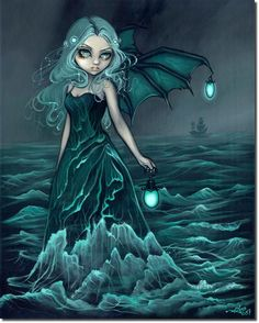 Fairy Art Prints Archives - Page 3 of 35 - Strangeling: The Art of Jasmine Becket-Griffith Gothic Fantasy Art, Gothic Fairy, Gothic Angel, Fantasy Girl, Fairy Pictures, Magical Pictures, Fantasy Pictures, Downtown Disney, Foto Art