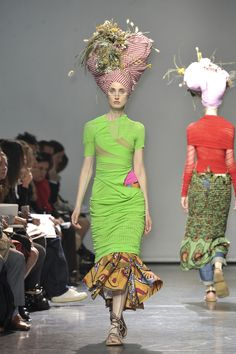 Junya Watanabe SS 2009 This is absolutely beautiful.