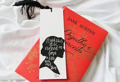 Marcadores de páginas com Tassel - Na Estante - bookmark