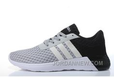 http://www.jordannew.com/adidas-neo-men-grey-black-for-sale.html ADIDAS NEO MEN GREY BLACK FOR SALE Only $105.00 , Free Shipping!