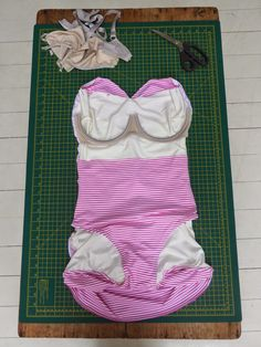 d838755f71 Sewing an underwire bra into a swimsuit | Sewing projects | Sewing ...