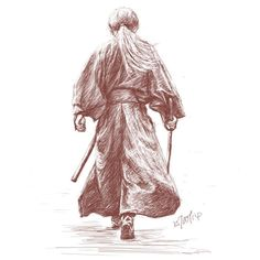 Sato Takeru as Himura Kenshin in the first Rurouni Kenshin live action