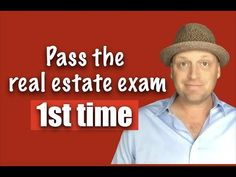 Real Estate Exam Questions and Flashcards with Bill Real Estate Test, Real Estate Career, Real Estate License, Selling Real Estate, Real Estate Investing, Becoming A Realtor, Real Estate Training, How To Pass Exams, Getting Into Real Estate