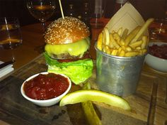 ShortList's Search For The UK's Best Burger - makes me want to go to the UK and try these places- Short List Magazine