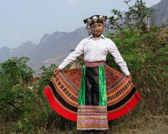 All sizes | Girl of the village Ma Ling Gang - Red Miao | Flickr - Photo Sharing!