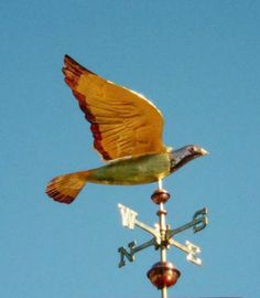 Cool weathervane!