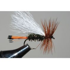 In the Blue Ridge Mountains, the Smokies and the Adirondacks the Coachman Trude is one of my most dependable drys for large rainbow trout. When the streams are full fish these tight against the banks