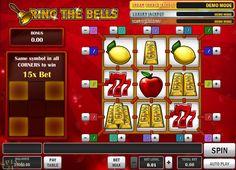 Ring the Bells to slotowa gra wideo z 9 rolkami w układzie 3x3. Można aktywować do 8 linii i postawić do 5 żetonów na każdą linię. Linie można aktywować lub dezaktywować ręcznie, w dowolnej kolejności....http://www.automaty-do-gry.net/Ring-the-bells/