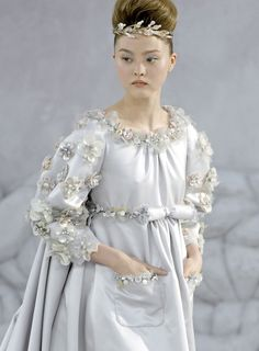 Devon Aoki at Chanel Haute Couture Spring 2008