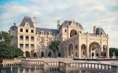 Haiyi Château by Landry Design Group   Pricey Pads