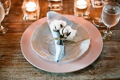 cotton on the neutral place setting